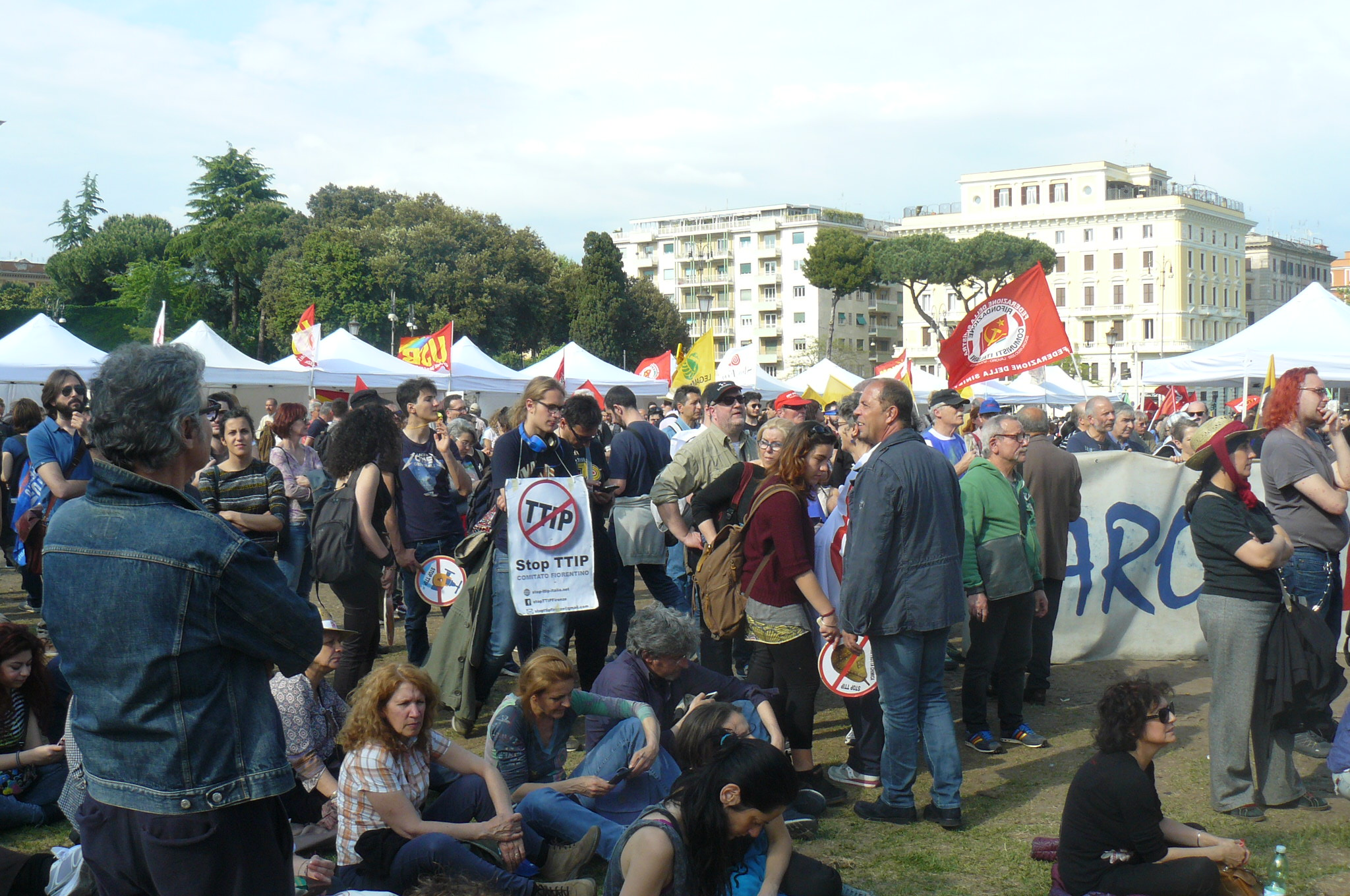 TTIP Roma